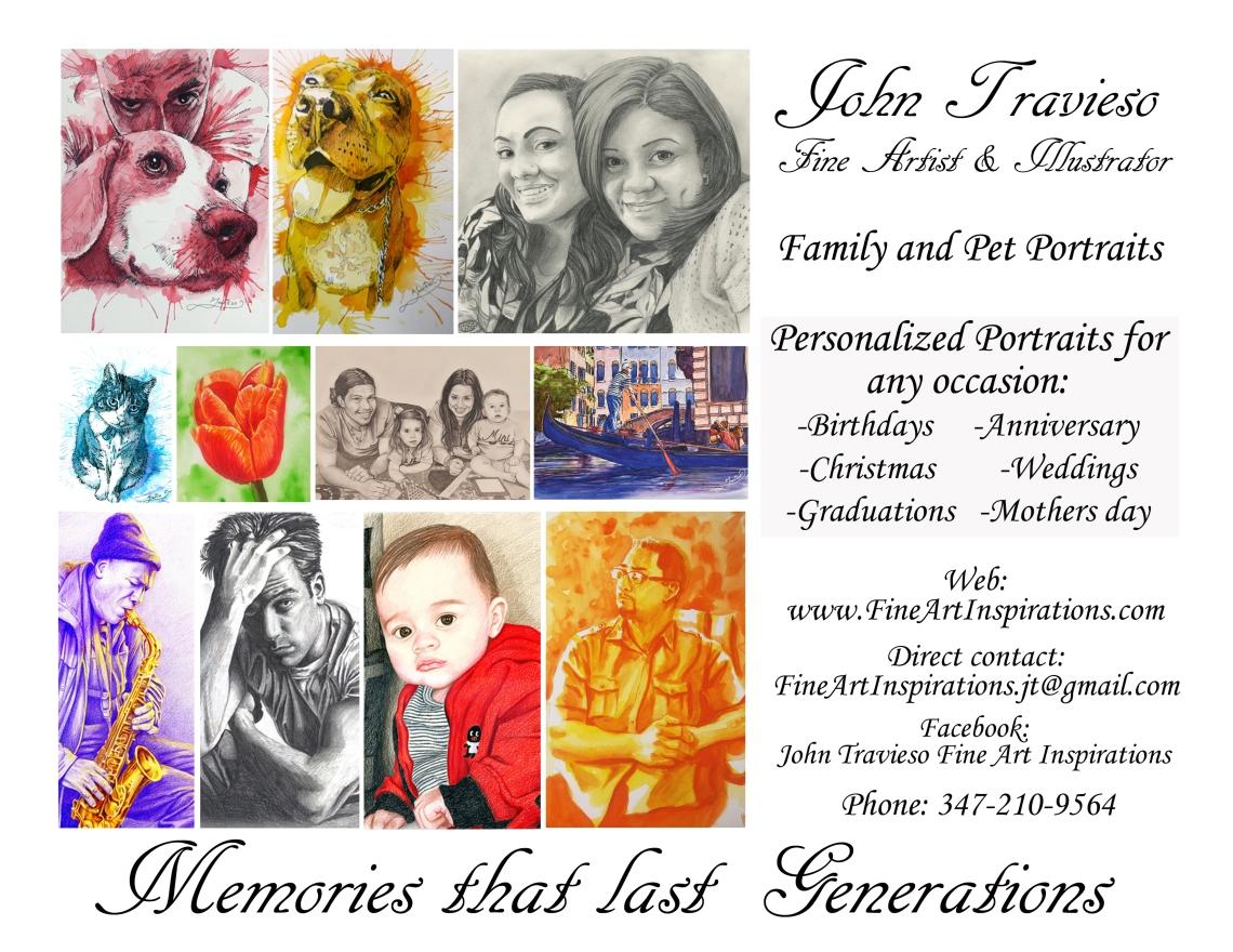 Art Postcard back 1