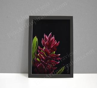 Red flower 3 copy